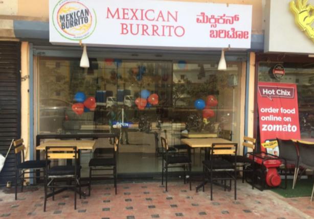 Mexican Burrito - Vidyaratna Nagar - Manipal Image