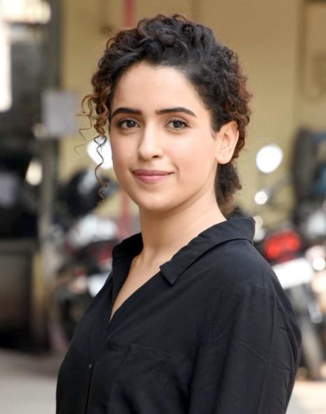 Sanya Malhotra Image