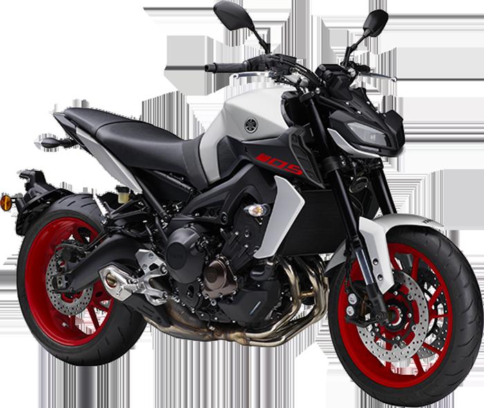 Yamaha MT-09 Image