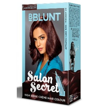 BBLUNT Salon Secret High Shine Creme Hair Colour Image
