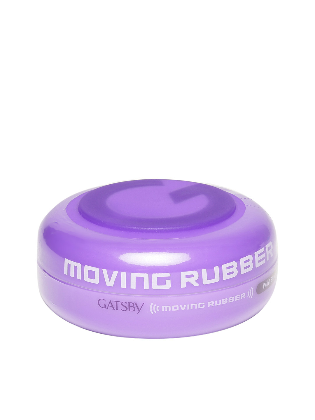 Gatsby Men Moving Rubber Wild Shake H Hair Wax Image
