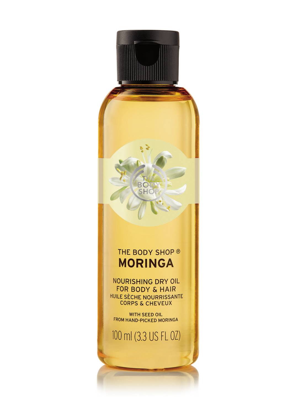 The Body Shop Moringa Body Oil Image