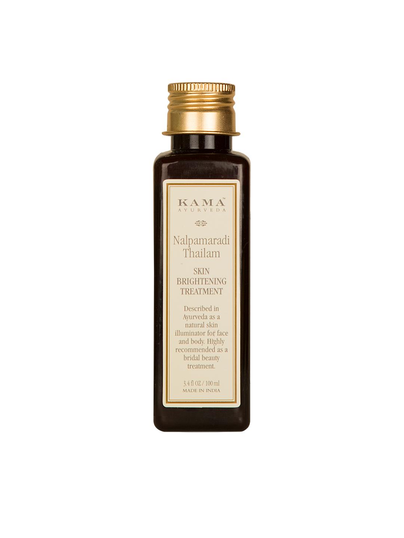 Kama Ayurveda Unisex Nalpamaradi Thailam Skin Brightening Body Oil Image