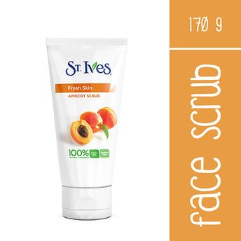 St. Ives Fresh Skin Apricot Face Scrub Image