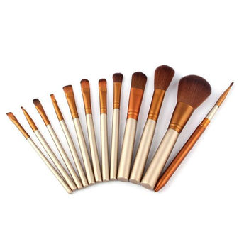 Bronson Professional Mini Makeup Brushes Image