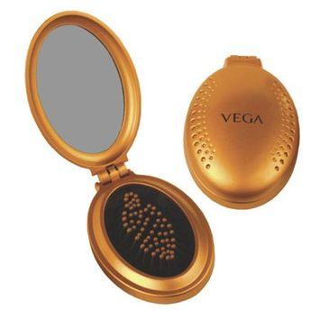 Vega Small Oval Brush Image