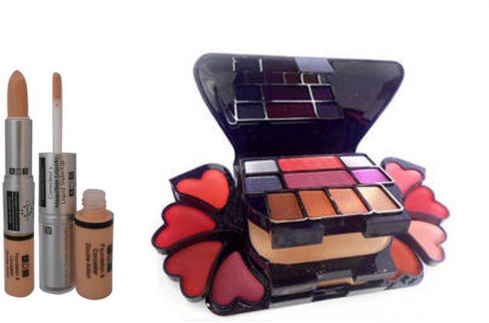ADS Foundation Concealer And Makeup Kit Image