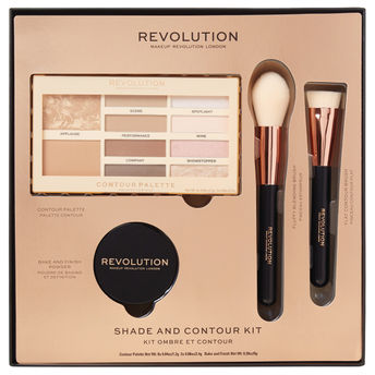Makeup Revolution Shade & Contour Kit Image
