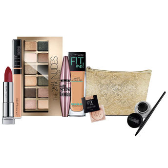 Maybelline New York Bridal Kit - tan Image