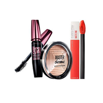 Maybelline New York Brooklyn Fighter Kit Image