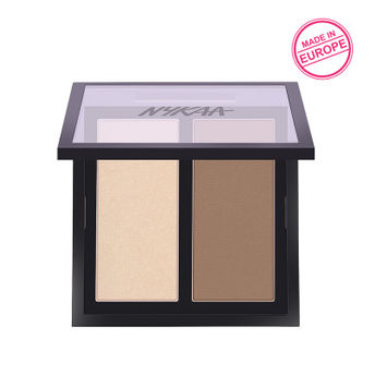 Nykaa Contour & Conquer - Contour and Highlight Duo Image