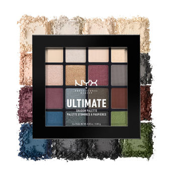 NYX Professional Makeup Ultimate Shadow Palette Image