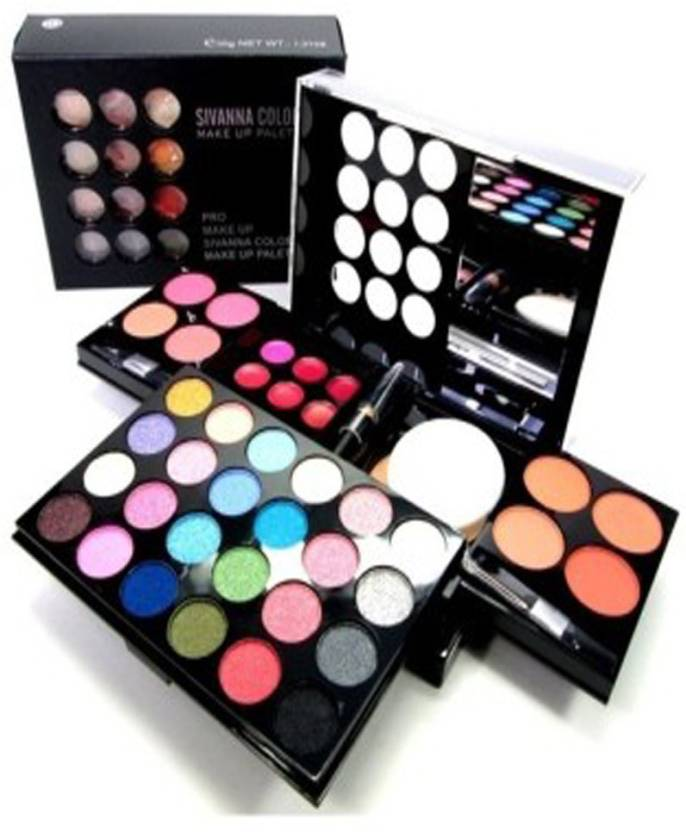 Sivanna Colors Pro Makeup Kit (For All Skin) Image