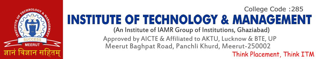 Institute of Technology & Management - Meerut Image