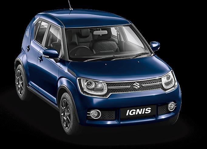 Maruti Suzuki Ignis 2019 Alpha 1.2 MT Image