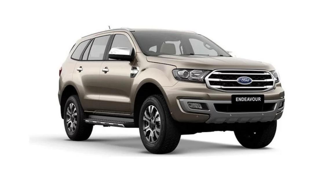 Ford Endeavour 2019 Titanium Plus 2.2 4x2 AT Image