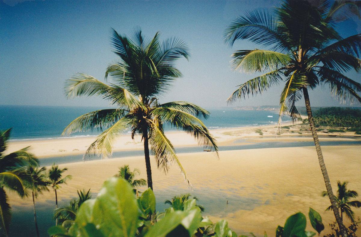Querim Beach - Goa Image