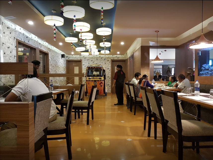 Alibaba & 41 Dishes - Sasthamangalam - Trivandrum Image