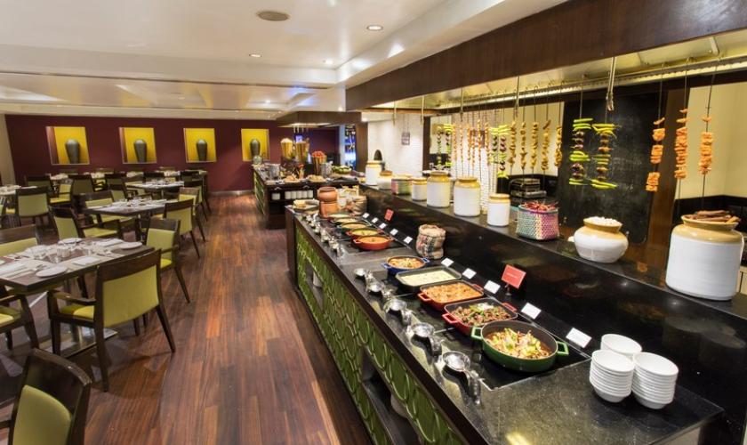 Garden Grille and Bar - Hilton Garden Inn - Palayam - Trivandrum Image