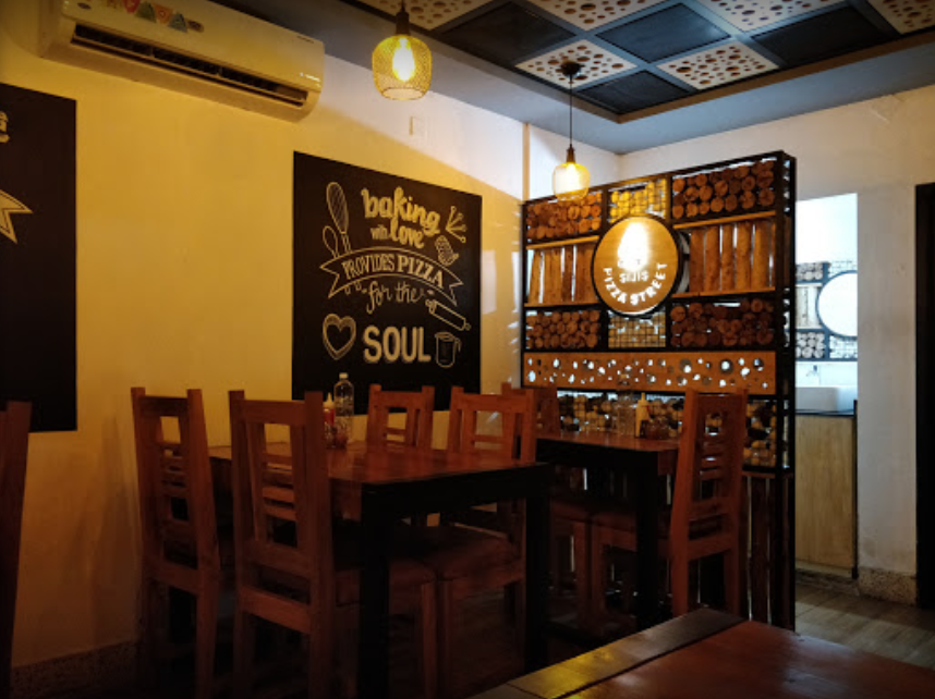Sijis pizza street - Thycaud - Trivandrum Image