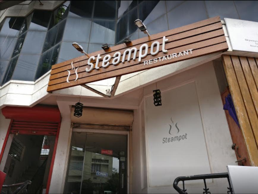 Steampot - Palayam - Trivandrum Image