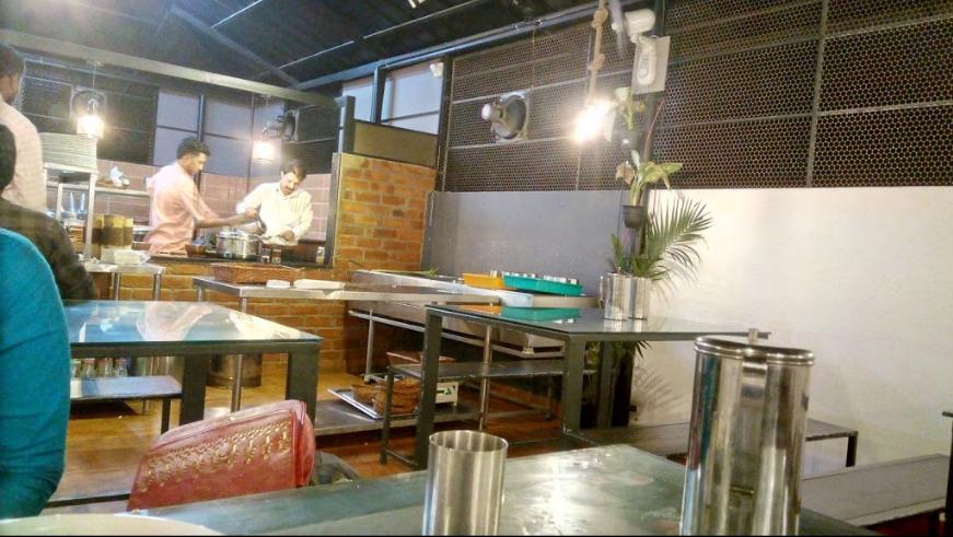 Poomaram Restaurant - Thumba - Trivandrum Image