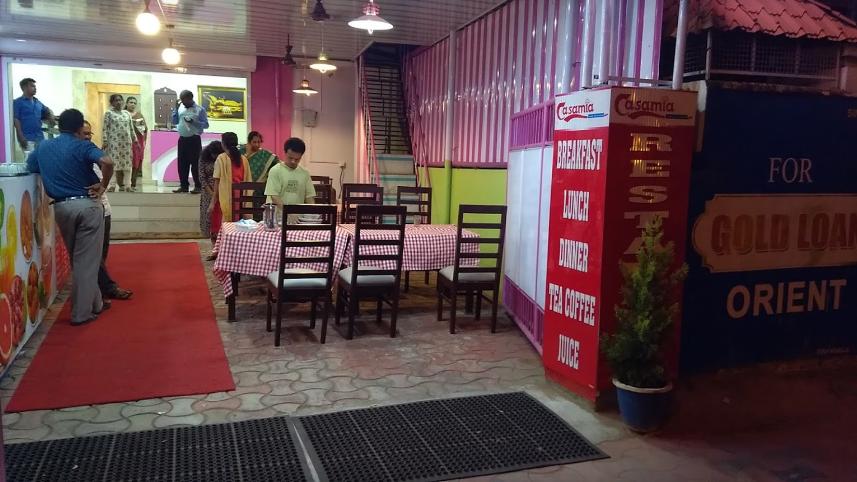 Casamia Family Restaurant - Palayam - Trivandrum Image