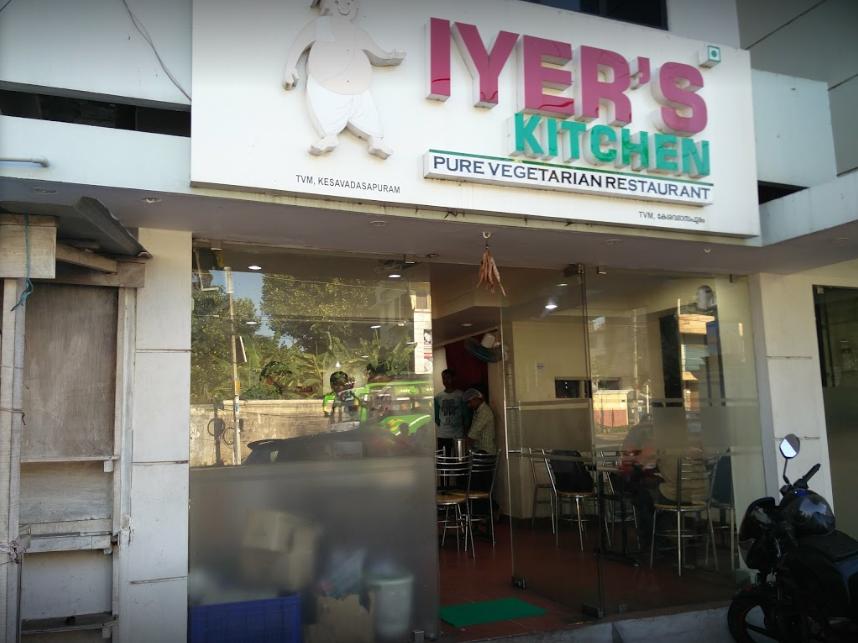 Iyer's Kitchen - Kesavadasapuram - Trivandrum Image
