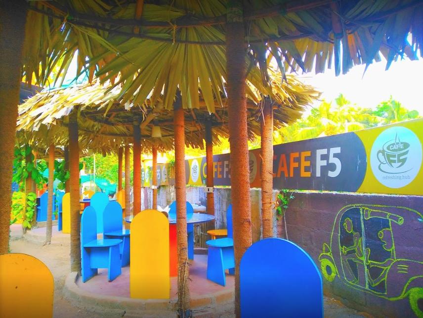 Cafe F5 - Thumba - Trivandrum Image
