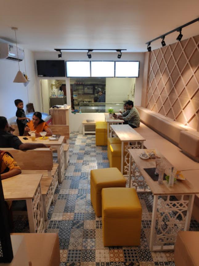 Oasis Ice Cream Parlour - Sasthamangalam - Trivandrum Image