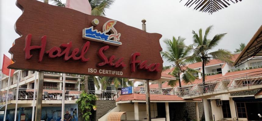 Hotel Sea Face - Kovalam - Trivandrum Image