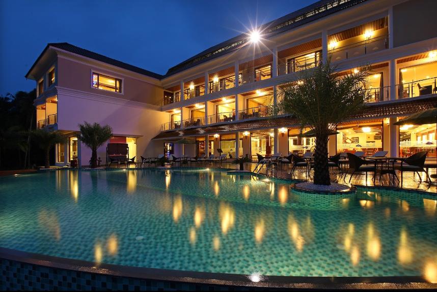 Lake Palace Hotel - Kesavadasapuram - Trivandrum Image