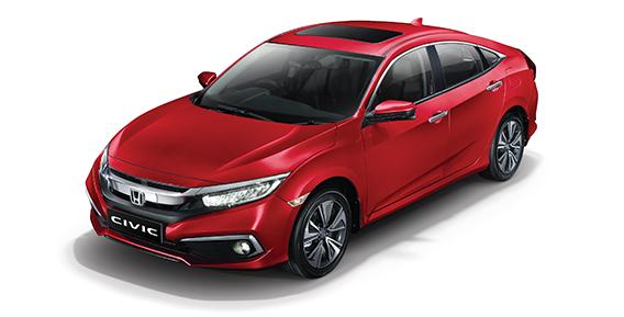 Honda Civic 2019 ZX CVT Petrol Image
