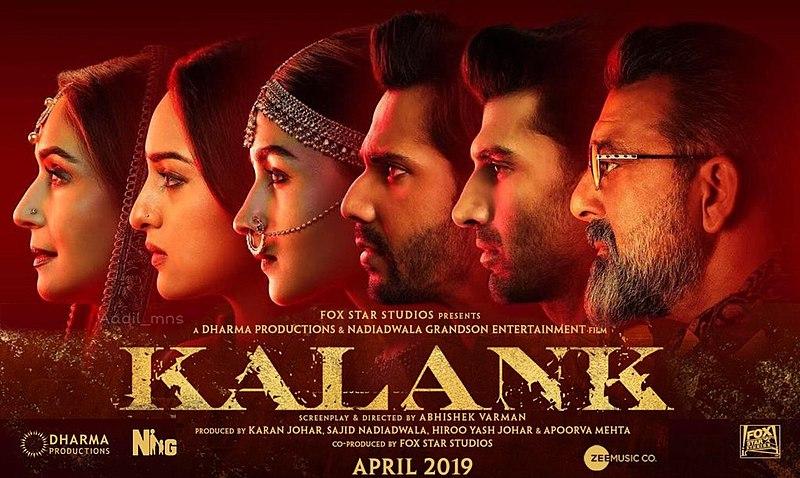 Kalank Image