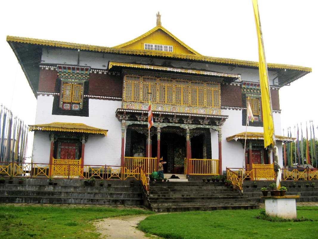 Geyzing - West Sikkim Image
