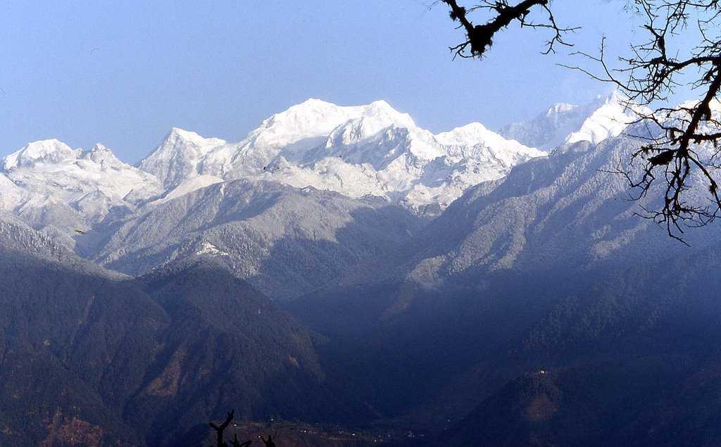 Yangtey - West Sikkim Image