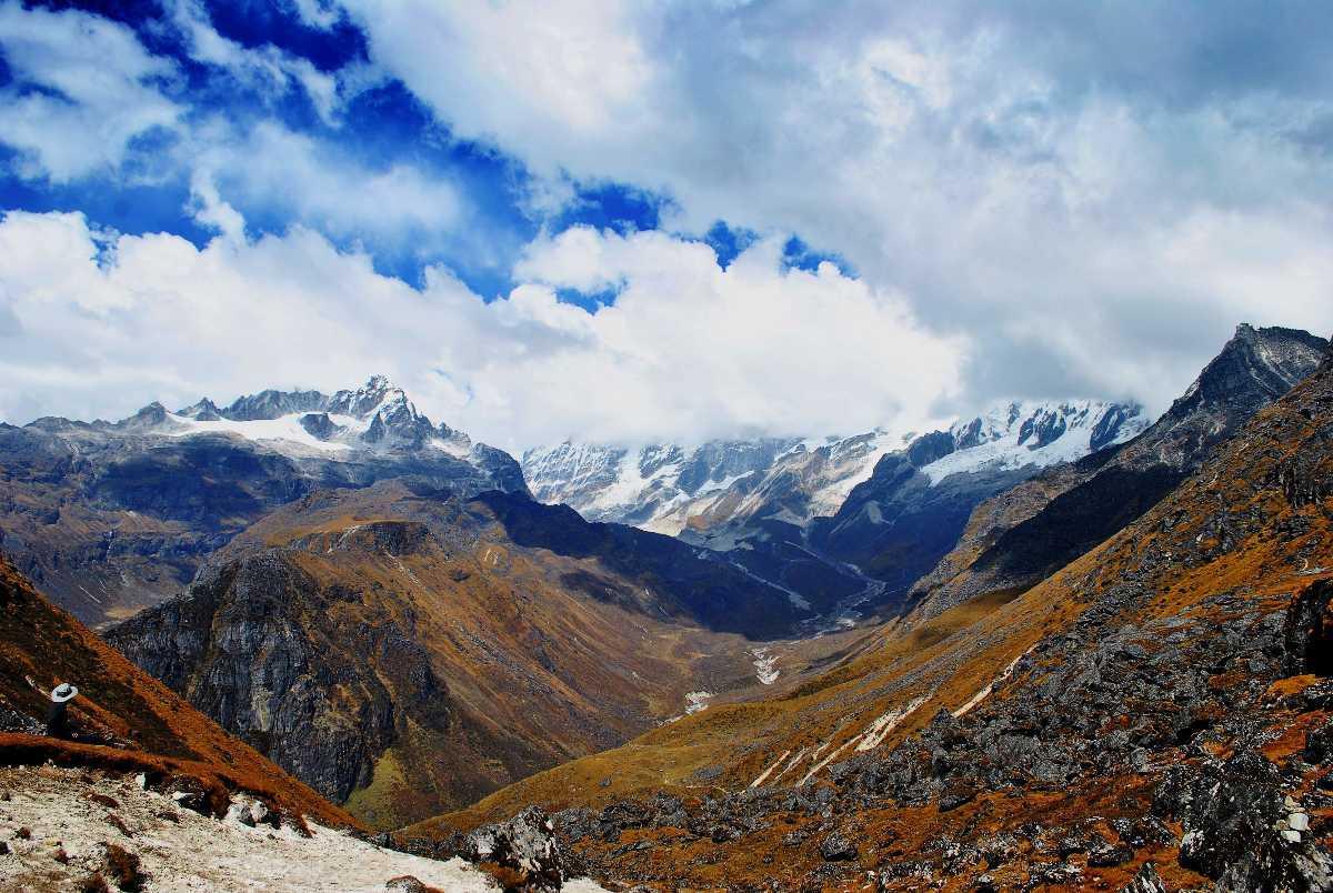 Dzongri Trek - West Sikkim Image