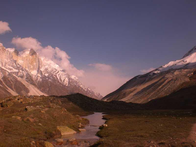 Tapovan - Gangotri Image