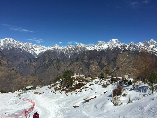 Trishul Peak - Auli Image