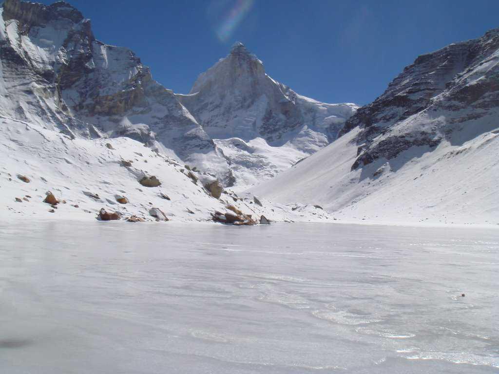 Kedartal Patangini Pass Trekking - Gangotri Image