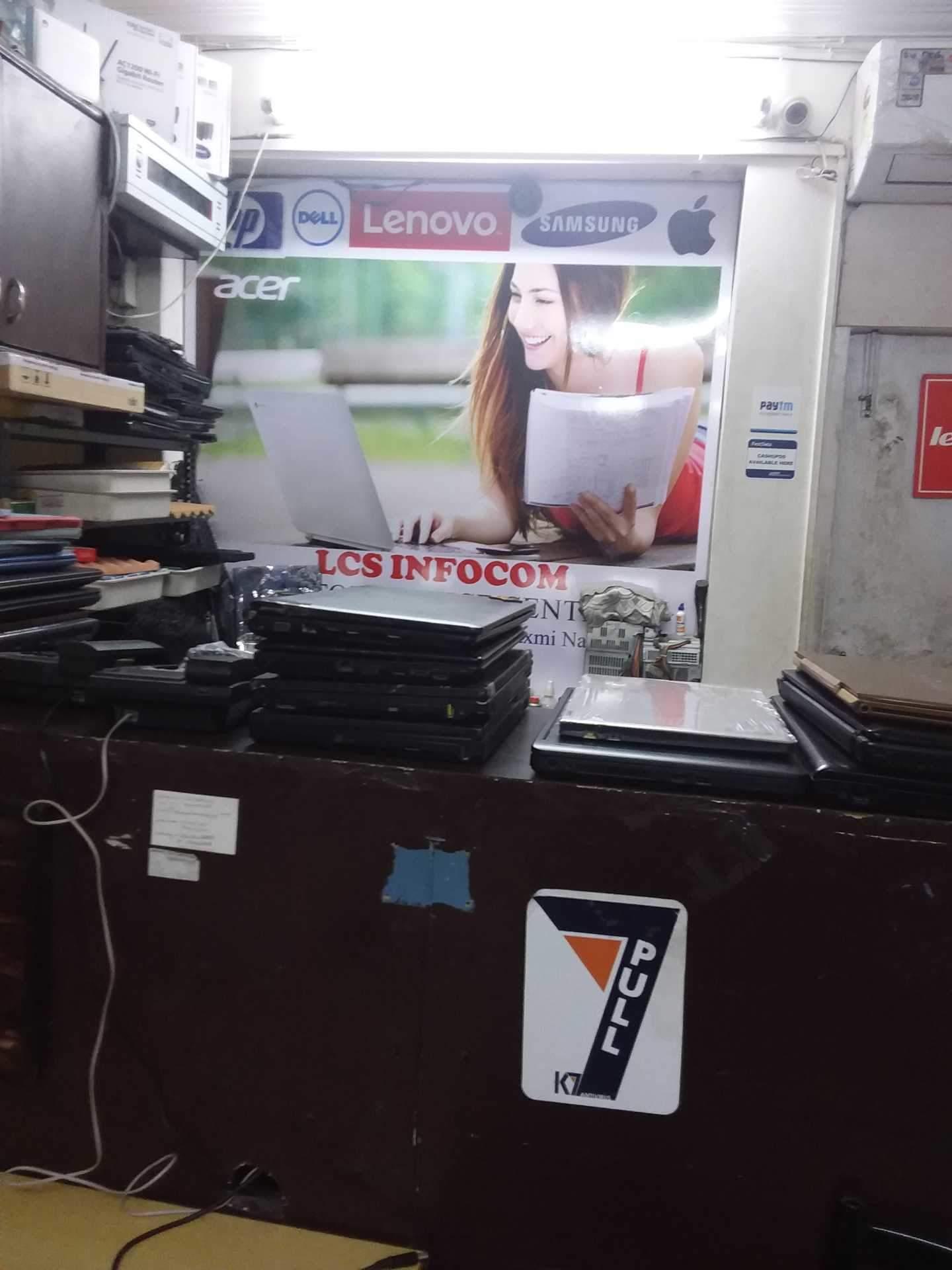 Lcs Infocom Laptop Repair Center - Delhi Image