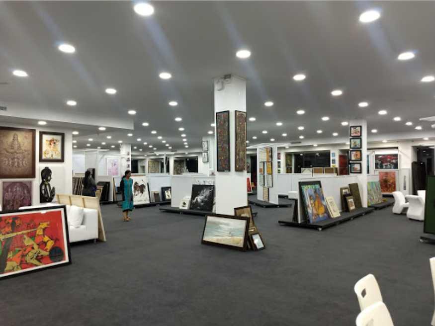 Focus Art Gallery - Chennai Image