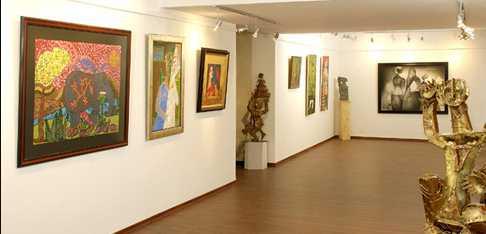 Artworld Sarala's Art Centre - Chennai Image