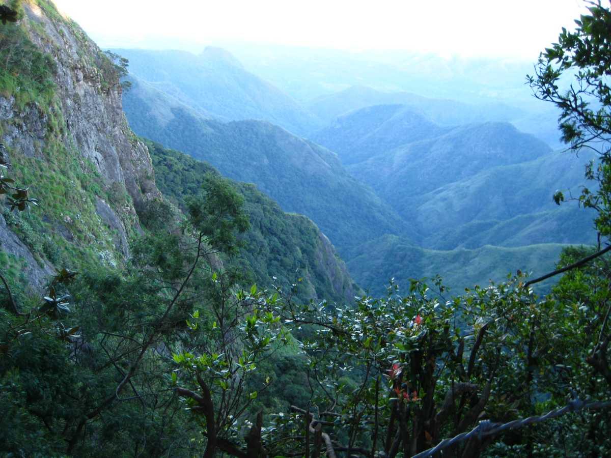 Green Valley View (Suicide Point) - Kodaikanal Image