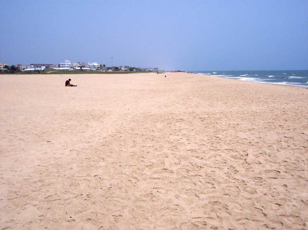 Breezy Beach - Chennai Image