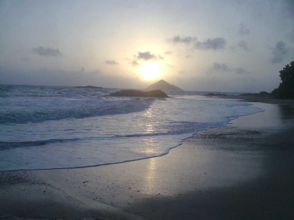 Bhatkal Beach - Murudeshwar Image