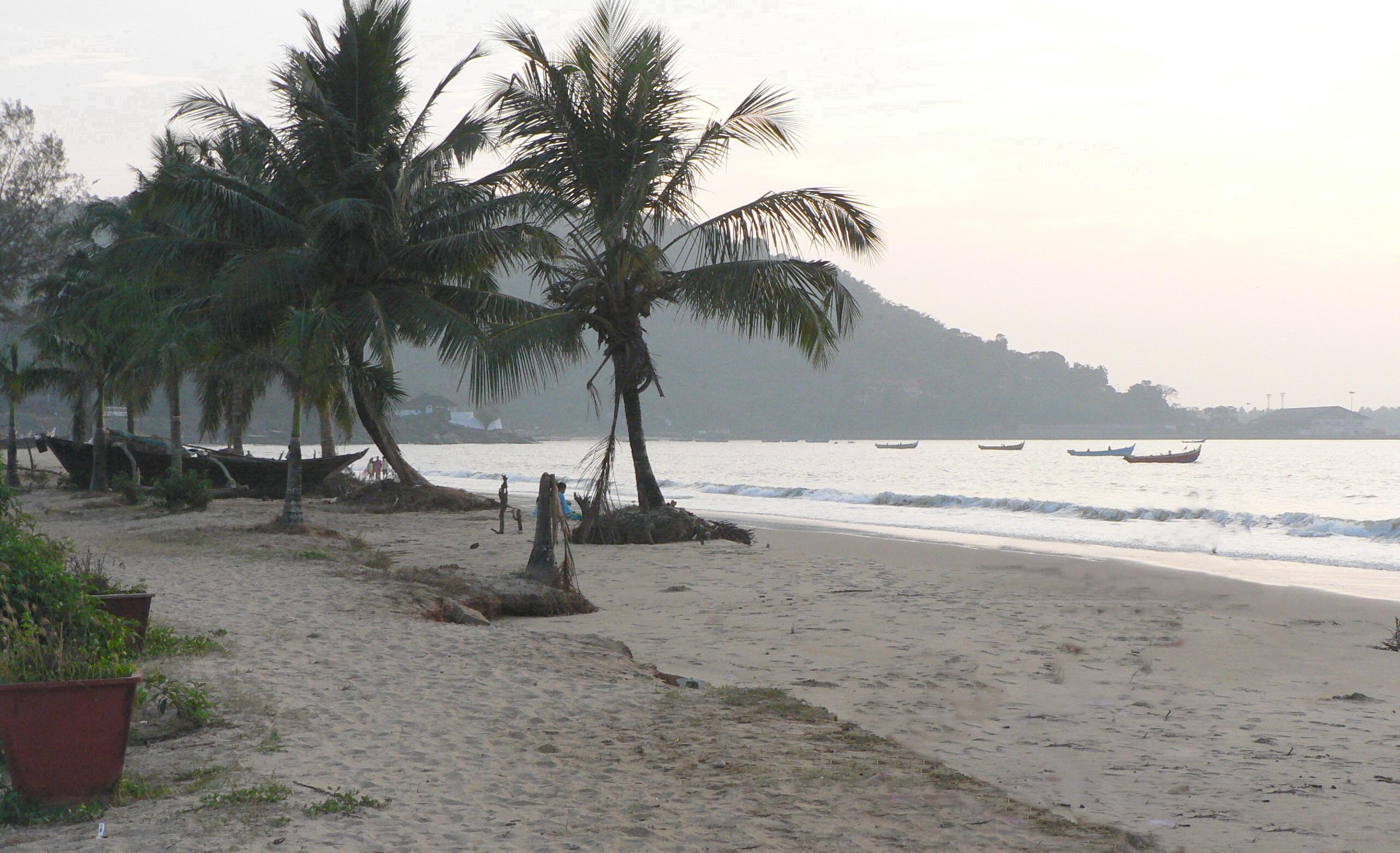 Binaga Beach - Karwar Image