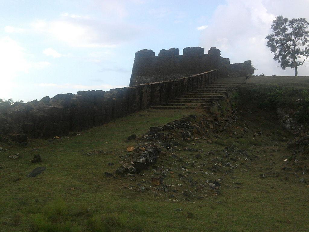 Nagara Fort - Shimoga Image