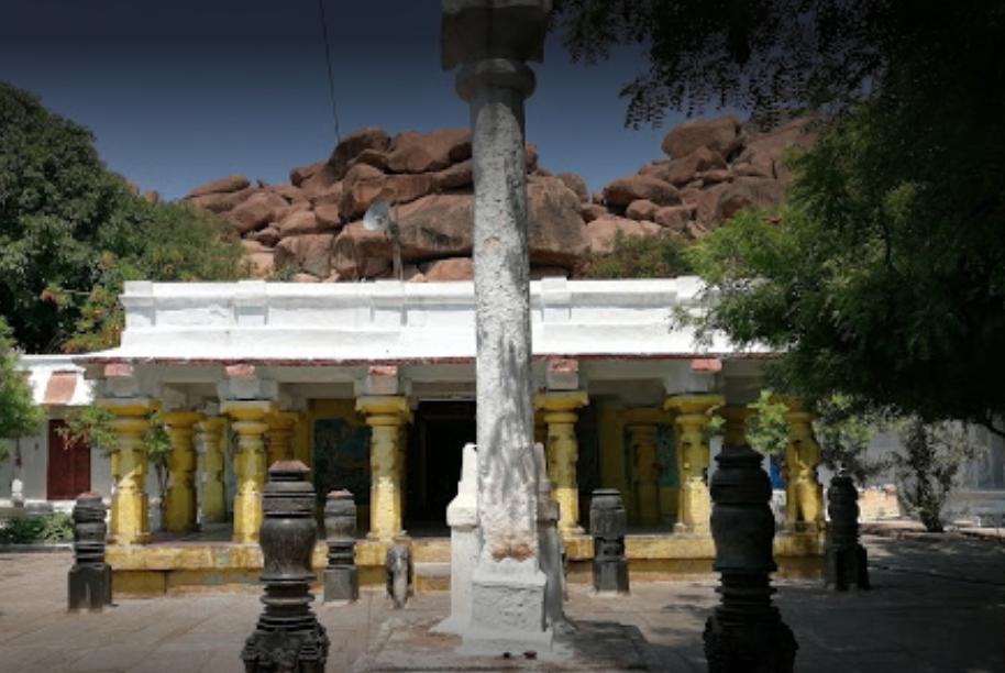 Old Palace - Hampi Image