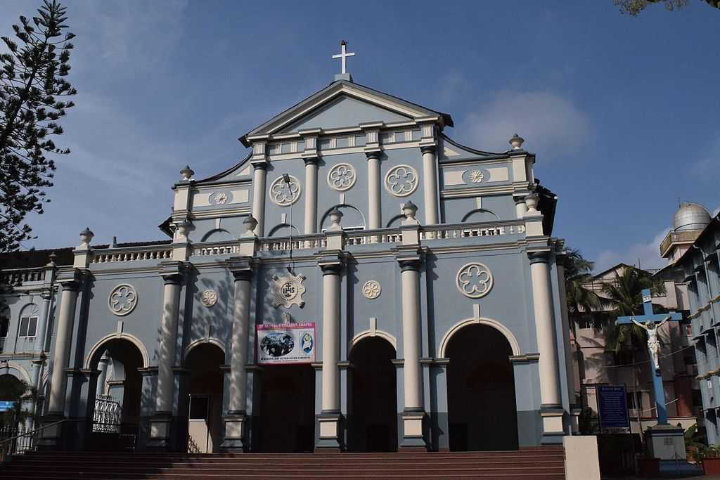 St Aloysius Chapel - Mangalore Image